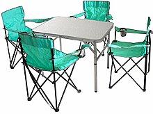 Multistore 2002 5tlg. Campingmöbel Set
