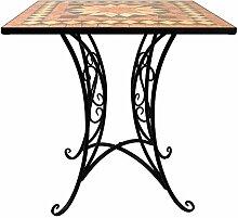 Multistore 2002 Mosaik Tisch 70x70cm Mosaiktisch