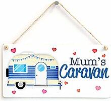 Mum 's Caravan–Kleine süße Geschenkidee für Mama