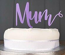Mum Cake Topper