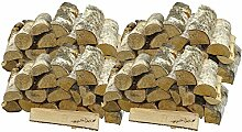 mumba 60 KG Kaminholz * BIRKE * Feuerholz