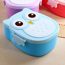 Mumiumius Kinder Lunchbox/Bento Box/Brotdose