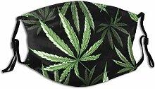 Munds-chutz Gesichtss-chutz Marihuana Cannabis