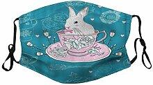 Munds-chutz Gesichtss-chutz Teekanne Kaninchenhase