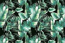 Muralo Fototapete Tropische Blätter 180 x 270