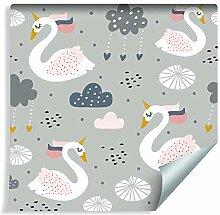Muralo Tapete Für Kinder - Schlafende