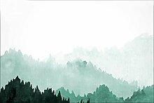 Muralo Vlies Fototapete 360x240 Natur Wald Tapete