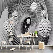 MuralXW Fototapete Vliestapete Rolls 3D Stereo
