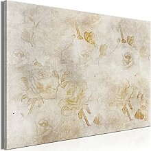 murando Akustikbild Blumen 120x80 cm Bilder