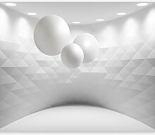 murando - Fototapete 3D Effekt 150x105 cm - Vlies