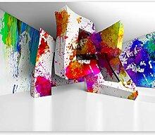murando - Fototapete 3D Effekt 450x315 cm - Vlies
