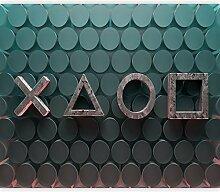 murando Fototapete für Gamers 250x175 cm Vlies