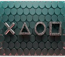 murando Fototapete selbstklebend für Gamers 98x70