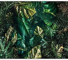 murando Fototapete selbstklebend Monstera 98x70 cm