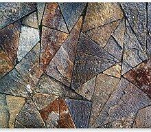 murando - Fototapete Steine 3D 250x175 cm - Vlies