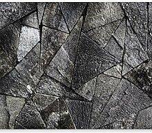 murando - Fototapete Steine 3D 300x210 cm - Vlies