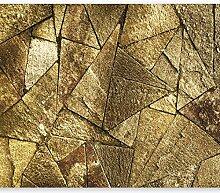 murando - Fototapete Steine 3D 400x280 cm - Vlies