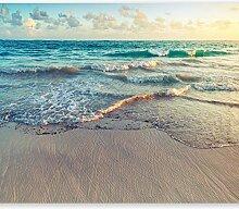 murando - Fototapete Strand Meer 350x256 cm -