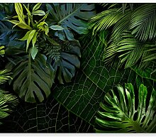 murando - Fototapete tropische Blätter Monstera