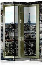 murando Raumteiler Fensterblick Fenster Landschaft