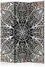 murando Raumteiler Mandala Orient Foto Paravent