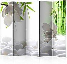 murando Raumteiler & Pinnwand Foto Paravent Spa