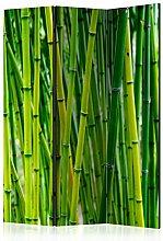 murando Raumteiler Spa Zen Bambus Natur Foto