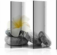 murando Raumteiler Spa Zen Foto Paravent 225x172