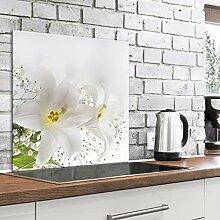 Glasbilder Blumen in vielen Designs online kaufen   LionsHome