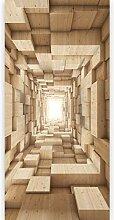 murando - Türtapete selbstklebend 100x210 cm