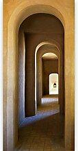 murando - Türtapete selbstklebend 80x210 cm