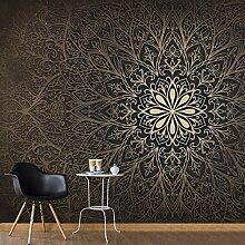 murando - Vlies Fototapete 250x175 cm - Vlies Tapete - Moderne Wanddeko - Design Tapete - Ornament Abstrakt f-A-0491-a-b