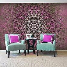 murando - Vlies Fototapete 500x280 cm - Vlies Tapete - Moderne Wanddeko - Design Tapete - Ornament f-A-0491-x-d