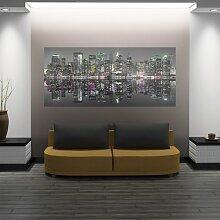 murando - Wand Bilder Deko Panel XXL 227x100 cm Vlies Tapete - Poster - Panoramabilder - Riesen Wandbilder - Dekoration - Design - Fototapete - Wandtapete - Wanddeko - Wandposter New York 11010904-14