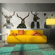 murando - Wand Bilder Deko Panel XXL 340x100 cm Vlies Tapete - Poster - Panoramabilder - Riesen Wandbilder - Dekoration - Design - Fototapete - Wandtapete - Wanddeko - Wandposter Abstrakt 11020901-3