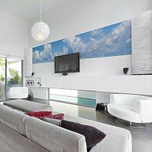 murando - Wand Bilder Deko Panel XXL 400x50 cm Vlies Tapete - Poster - Panoramabilder - Riesen Wandbilder - Dekoration - Design - Fototapete - Wandtapete - Wanddeko - Wandposter Natur 110703-10