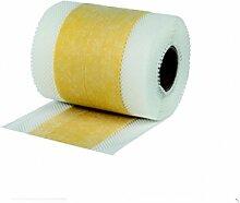 Murexin Dichtband 70, 50 Lfm, Gelb, Abdichtband Bad, Dichtband Dusche Abdichtband Fliese