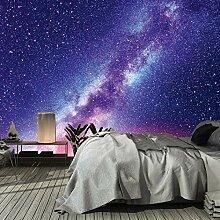 murimage Fototapete Universum 3D 366 x 254 cm