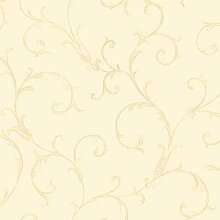 Muriva-20591-Wand-Tapete, italienischer Stil, Beige