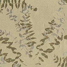 Muriva 701307 Precious Seide, Roll, goldfarben