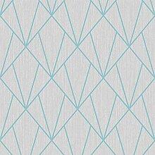 Muriva Indra 154103 Tapete mit geometrischem