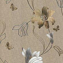 Muriva Ltd Muriva Amilia 701413 Tapete, geprägte