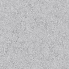 Muriva Tapete 70133312Esme Textur Tapete Rollen–Silber