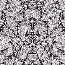 Muriva Tapete Barock Scroll 701346 Roll, Nerzbraun