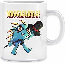 Murloc Kaffeebecher Becher Tassen Ceramic Mug Cup