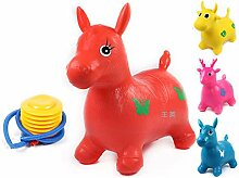 Museourstyty Toys Springendes Pferd,