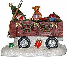 MusicBox Kingdom Kinder-Bär-Kinderwagen mit 8