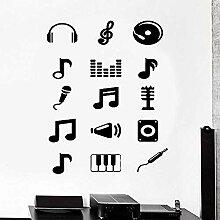 Musik Melodie Musiknoten Gitarre Gitarrist Musik
