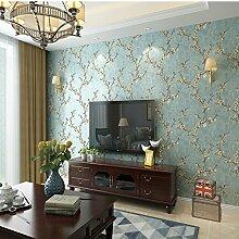Muster 3D Vliestapete für Wohnzimmer,