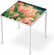Muster für IKEA Melltorp Tisch 75x75 cm |